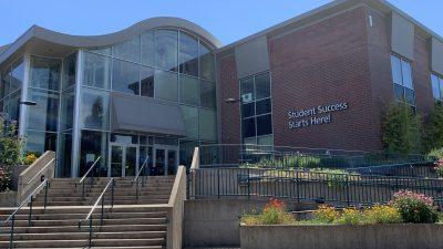 Academic Building - Eugene