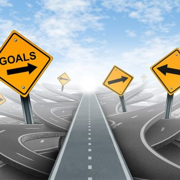 Daily Goal setting achieve and success