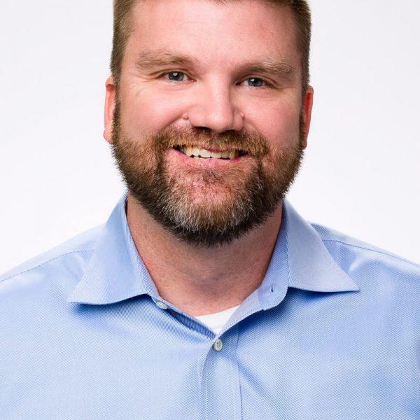 Team Member - Portrait - Scott Fitzwater
