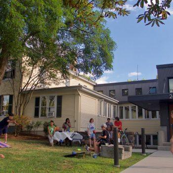 289 College St. Buiilding in Burlington, VT