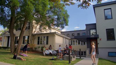 289 College St. Buiilding